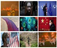 فيديو | كوارث وحرائق ووباء.. أحداث لن ينساها العالم في٢٠٢٠