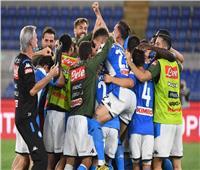 شاهد  نابولي يتوج بكأس إيطاليا على حساب يوفنتوس
