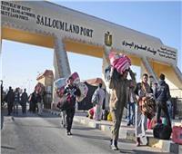 عاجل.. محافظ مطروح يستقبل ٢٣ مصريا الذين احتجزوا في ليبيا