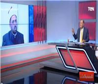 """نشأت الديهي: """"أردوغان"""" سبب دفع الإخوان بـ """"مرسي"""" مرشحًا للرئاسة"""