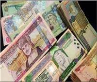 استقرار أسعار العملات العربية أمام الجنيه في البنوك اليوم 18 يونيو