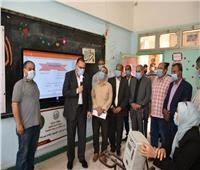 محافظ الشرقية: تطبيق الإجراءات الوقائية لطلاب الثانوية العامة