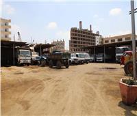 محافظ المنوفية يتفقدأعمال تطوير مدخل مدينة شبين الكوم