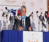 شاكر: قريبا الانتهاء من مشاكل الكهرباء بالصعيد وشمال سيناء