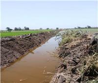 إعادة حفر مجرى مائي بقرية في الشرقية ردمه الأهالى منذ 9 سنوات