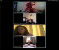 لجنة الإعلام بـ«قومي المرأة» تعقد أول اجتماعاتها عبر «الفيديوكونفرانس»