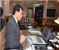 وزير الرياضة: لجنة تنفيذية لمتابعة خطة عودة النشاط