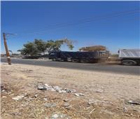 محافظ أسيوط: نقل مقلب مخلفات صلبة بعيداً عن الكتلة السكنية في ديروط
