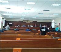 مجلس الدولة بالشرقية يشدد إجراءات الوقاية لاستقبال المتقاضيين