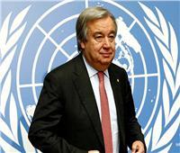 الأمين العام للأمم المتحدة: نتعهد في اليوم العالمي للاجئين على إنهاء النزاعات