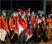 عُمدة قرية العمال المحتجزين في ليبيا: عودتهم فخر لكل المصريين بدولتنا ورئيسنا