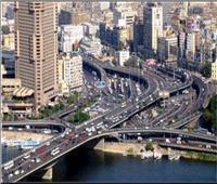 سيولة مرورية على الطرق السريعة بمحافظة القليوبية