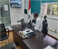 نائب وزير الإسكان يتابع أعمال جهاز تنظيم مياه الشرب والصرف الصحي