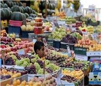 أسعار الفاكهة في سوق العبور السبت 20 يونيو
