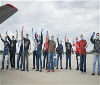 عودة 14 بحارا أوكرانيا إلى بلادهم بعد احتجازهم في ليبيا