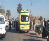 إصابة ١٤عاملا في إنقلاب سيارة بالشرقية
