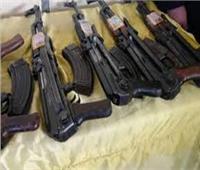 الأمن العام يضبط 186 قطعة سلاح وينفذ 77 ألف حكم