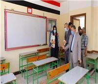 10253 طالب وطالبة يؤدون غدا امتحانات الثانوية العامة بدمياط