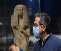 وزير السياحة والآثار يتفقد متحف شرم الشيخ.. صور