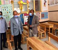 8 آلاف طالب يؤدون أمتحان الثانوية العامة في أسوان