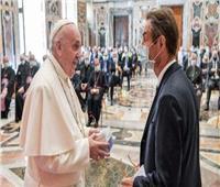 البابا فرنسيس يستقبل وفدا طبيا بالقصر الرسولي