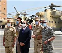 اتحاد المصريين بالخارج: نثق في الرئيس السيسي بشأن الملف الليبي