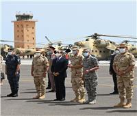 مستشار «برلمانية الوفد»: كلمة الرئيس السيسى أمام القوات المسلحة بالمنطقة الغربية تاريخية وهامة