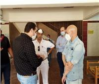 سرقة «مساحات فيروس كورونا» من أحد المعامل الإقليمية لوزارة الصحة