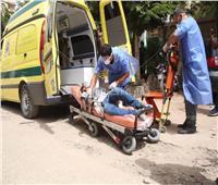 نقل طالب بالثانوية الأزهرية إلى المستشفى بعد دخوله في حالة إعياء