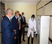 توفير 112 طبيب و12 سيارة إسعاف أمام لجان امتحانات الثانوية بالقليوبية