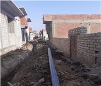 ٢٩٢مليون جنيه خدمات مياه وصرف صحى فى ٦سنوات بمركز بنى مزار بالمنيا