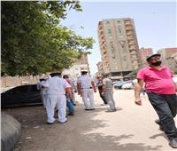 صور| قوات الشرطة تحاول تفريق تجمعات لأولياء الأمور أمام المدارس