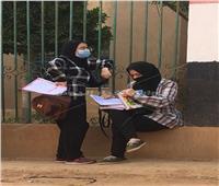 طلاب الثانوية العامة: ارتداء الكمامة مع الطقس الحار «شيء صعب»