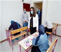 غياب 55 طالب وبلغت نسبة الحضور 99.5 % في امتحانات الثانوية بدمياط