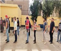 تأجيل امتحانات 6 طلاب للدور الثاني أصيبوا بـ«مغص» أثناء الامتحان بالبحيرة
