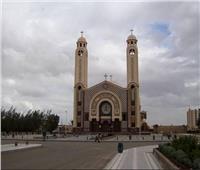 الكنيسة تحتفل بتذكار كنيسة الشهيد مارمينا العجائبى بصحراء مريوط