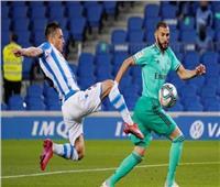 ريال مدريد يفوز بصعوبة على سوسيداد ويخطف صدارة الليجا