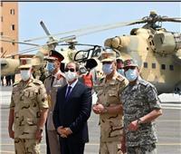 لليوم الثاني.. قبائل ليبيا تعلن ترحبيها بكلمة الرئيس السيسي