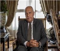 سامح شكري لـ«أسوشيتد برس»| على مجلس الأمن منع إثيوبيا من ملئ سد النهضة
