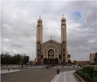اليوم..الكنيسة تحتفل بتكريس كنيسة القديس مارمينا بصحراء مريوط