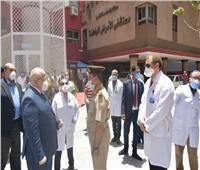 رئيس جامعة القاهرة يفتتح تجديدات مستشفى الباطنة بقصر العيني بأحدث النظم العالمية
