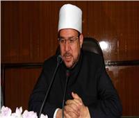 وزير الأوقاف: ألف تحية للجيش المصري.. ودعمه هو واجب الوقت