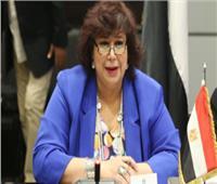 وزيرة الثقافة: عودة عيد الفن بمشاركة الرئيس بعد انتهاء الظروف الحالية