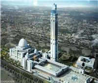 رفع الآذان بـ«المسجد الأعظم» في الجزائر لأول مرة