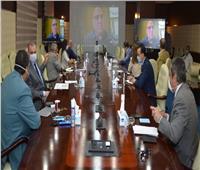وزير الإسكان يتابع الموقف التنفيذي لمشروعي «ممشى أهل مصر» وتطوير «مثلث ماسبيرو»