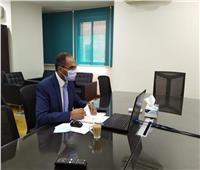 نائب وزير الإسكان يعقد اجتماعا مع نائب محافظ بورسعيد