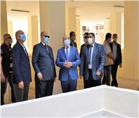 وزير التنمية المحلية ومحافظ القاهرة يتفقدانالمحاور المؤدية لـ«مجمع التكسير الهيدروجيني»
