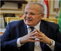 رئيس جامعة القاهرة يوجه بالعمل على أبحاث الصناعة والزراعة