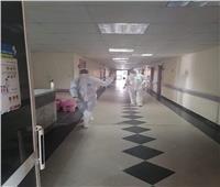 شفاء ٣٣ حالة من فيروس كورونا في شمال سيناء