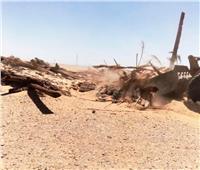 محافظ أسوان: إزالة 627 حالة تعدٍ على أراضي أملاك الدولة